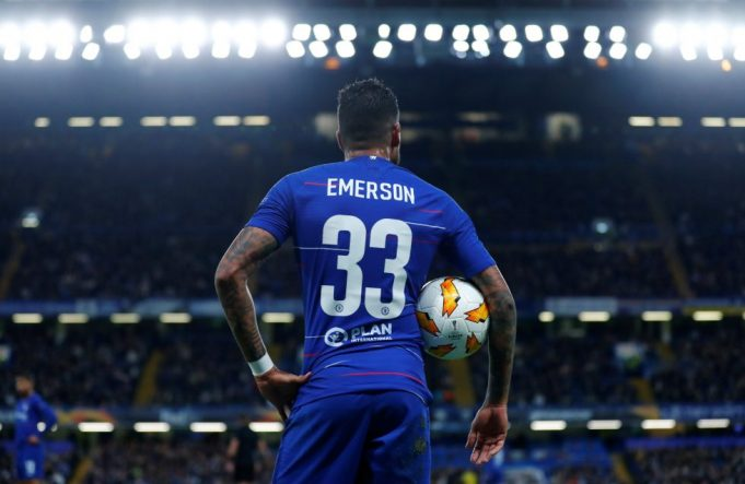 Chelsea Want At Least £26m For Emerson Palmieri