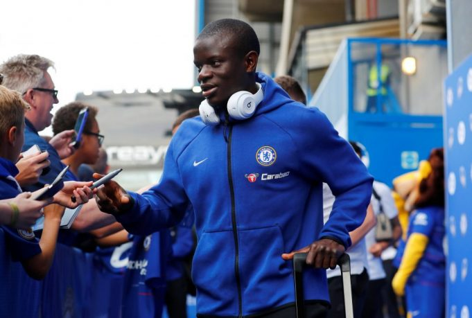Chelsea ready to sell N'Golo Kante for the right price