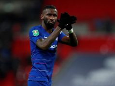Frank Lampard Happy To Part Ways With Antonio Rudiger
