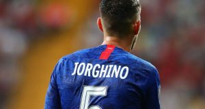 Juventus Still Hold An Interest In Jorginho But Chelsea Want €50m