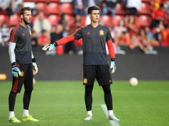 Kepa Backed To Claim His Spot As No. 1 Chelsea Goalkeeper