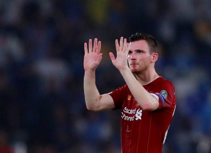 Andy Robertson Backs Chelsea's Big Summer Spending