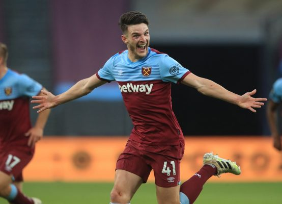 Chelsea And Declan Rice Already Has Contract Locked Down