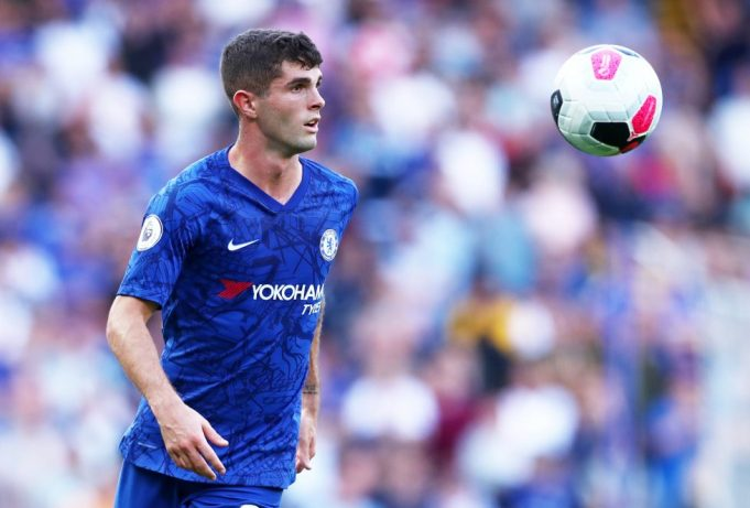 Chelsea star Pulisic tipped to join Real Madrid or Barcelona by USA coach