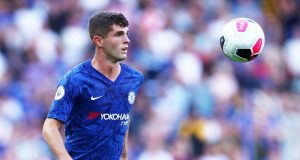 Christian Pulisic Handed Number Ten Jersey At Chelsea