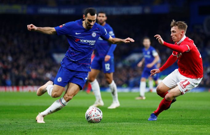 Davide Zappacosta To Leave Chelsea For Genoa On Loan
