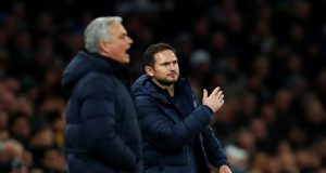 Frank Lampard hits back at Jose Mourinho over Carabao Cup comments