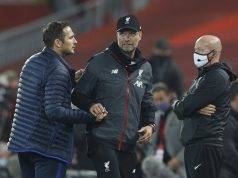 Frank Lampard insists there is no bad blood with Klopp ahead of Sunday fixture