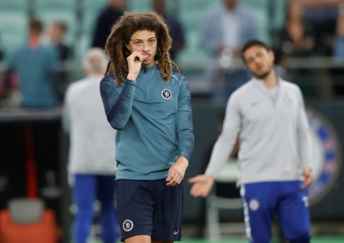 Giggs Has Asked Ampadu To Make Massive Chelsea Career Decision