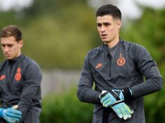 I know the manager doesn't like him - Neville on Kepa's Chelsea future