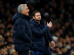 Lampard reacts to Tottenham defeat