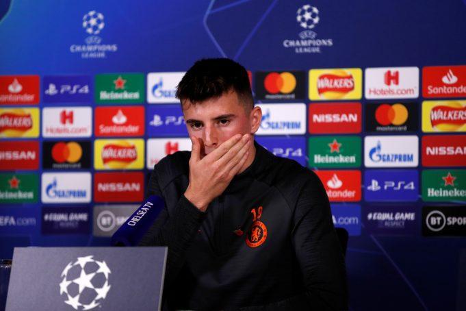 Mason Mount Admits He Could Not Catch Thiago In Bayern Thrashing