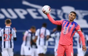 Thiago Silva opens up on his error in West Brom debut