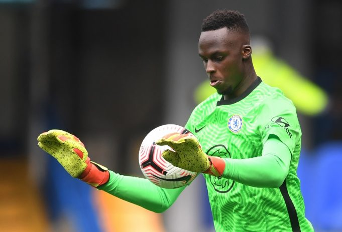 Edouard Mendy - Me And Kepa Have A Very Good Relationship