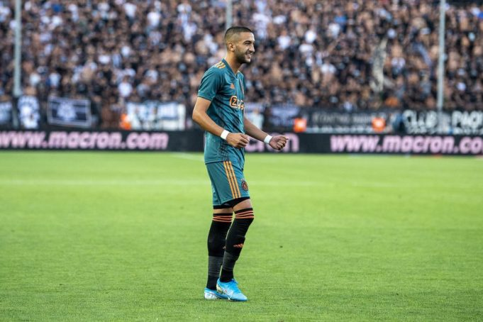 Hakim Ziyech In Line To Make His Chelsea Debut Against Southampton