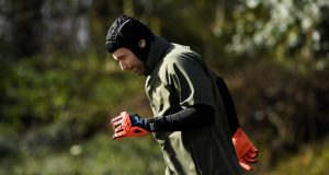Petr Cech still better than other Chelsea keepers in training