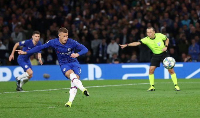 Ross Barkley explains Chelsea exit