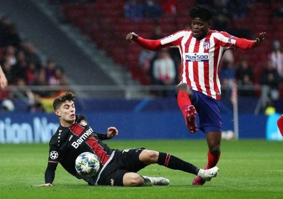 We hoped bigger clubs like Chelsea would come: Partey's father