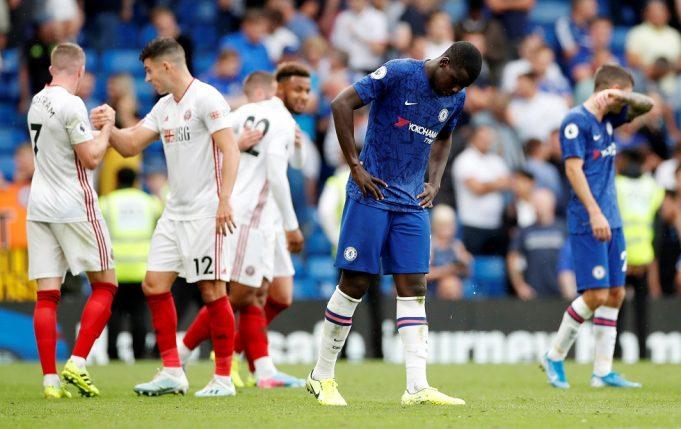 Zouma addresses Chelsea's defensive issues