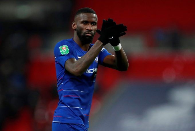 Chelsea willing to sell Rudiger to Barcelona in January