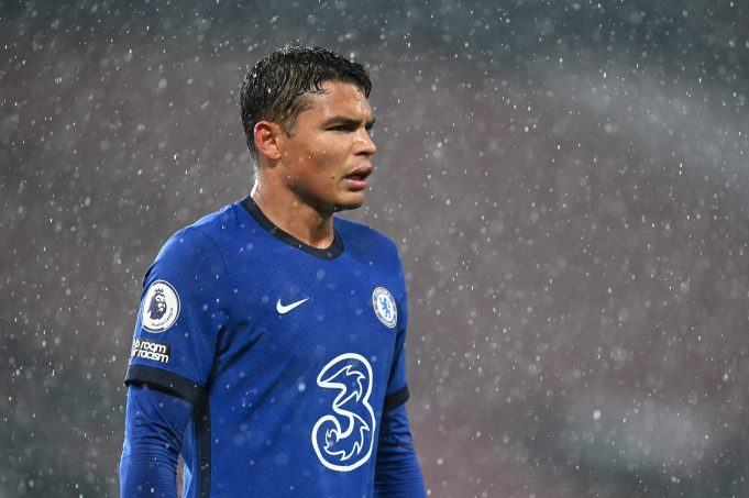 Frank Lampard singles out biggest influence in Chelsea defence