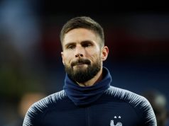 Giroud ready for showdown talks with Chelsea