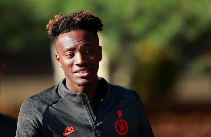 Tammy Abraham 'Over The Moon' To Receive More Game Time