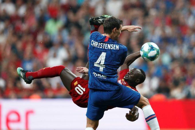 Chelsea defender slammed for feigning injury leading to goal