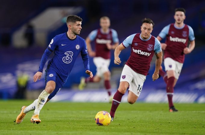 Chelsea vs West Ham United Head To Head Results & Records (H2H)
