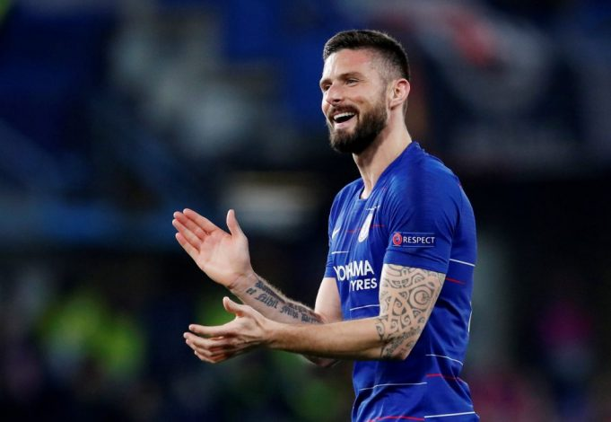 Former Arsenal teammate urges Giroud to leave Chelsea