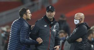 Frank Lampard responds to Klopp's Chelsea title favourites claim