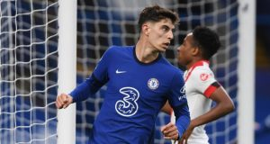Kai Havertz is finding life difficult at Chelsea