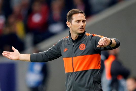 Lampard not concerned by title challenge nomenclature