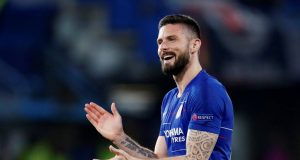 Olivier Giroud Impresses France Coach Ahead Of Nations League Ties