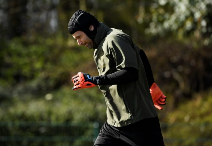 Petr Cech expected to make a comeback in Premier League 2
