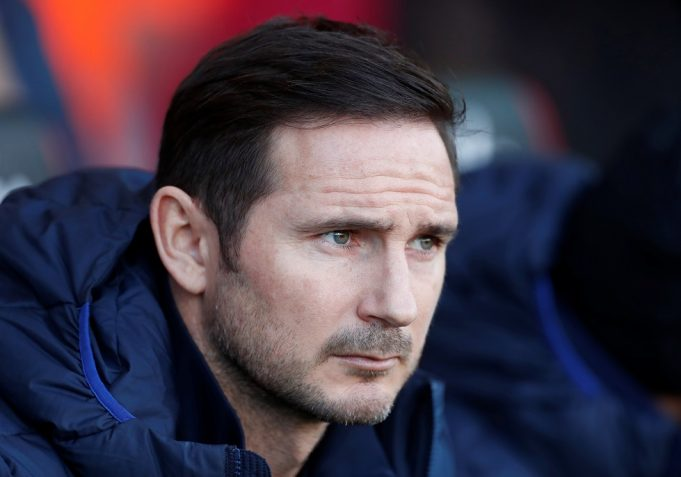 We are ahead of schedule after Hazard sale - Lampard