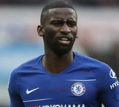 Antonio Rudiger is not good enough to play for Chelsea