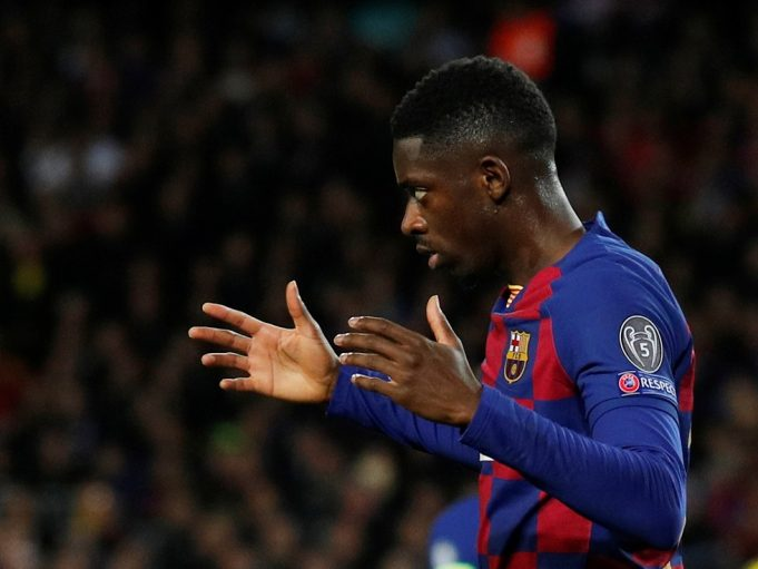 Ousmane Dembele On Chelsea's Radar As Barcelona Contract Runs Down