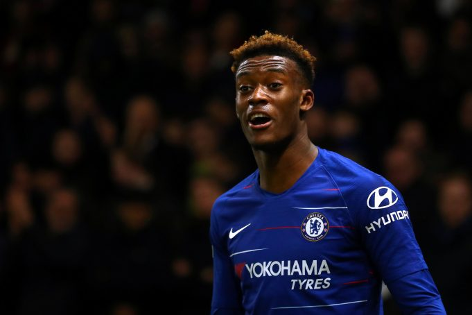 Callum Hudson-Odoi frustrated with lack of opportunities