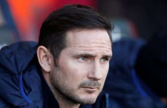 Frank Lampard urges team to focus on top four rather than title race
