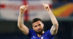 Juventus Boss Ready To Welcome Olivier Giroud With Open Arms