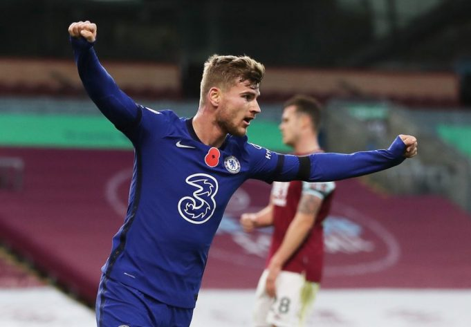 Lampard backing Werner amidst horror run