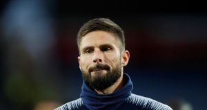 Oliver Giroud backs Frank Lampard amid sack rumours