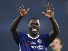 Zouma happy with Chelsea