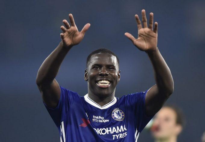 Zouma happy with Chelsea