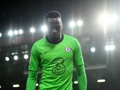 Edouard Mendy Wants To Tie Down Starting Berth At Chelsea