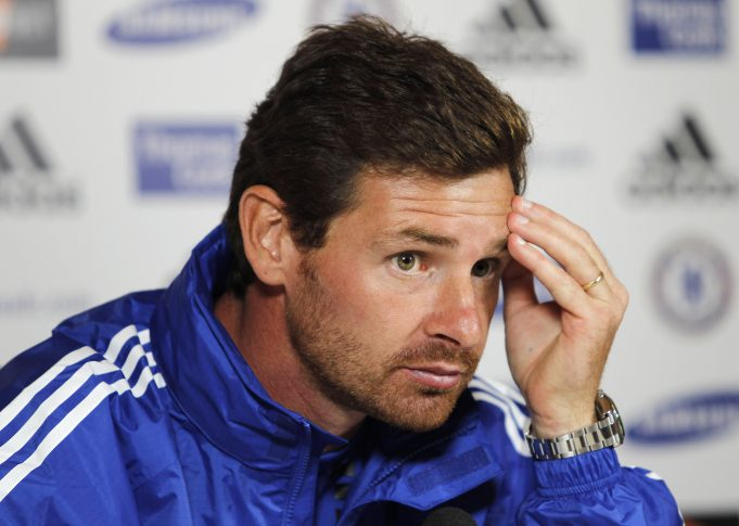 Frank Lampard tried to get Villas-Boas sacked