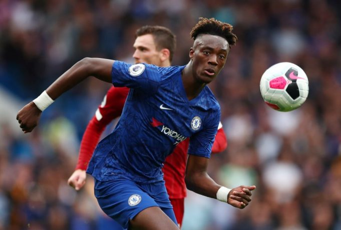 Tammy Abraham Earns Manager's Praise