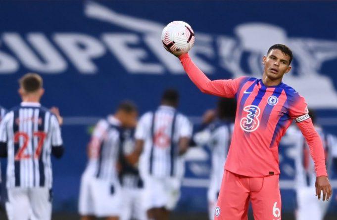 Thomas Tuchel provides update on Thiago Silva injury