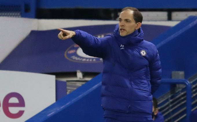 Tuchel unhappy with Chelsea FA Cup display
